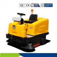 Electric Fuel ce floor cleaning machine street sweeper machine City Street Sweeper
