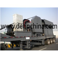Crusher Car/Mobile Jaw Crusher/Mobile Crushing Machine/Mobile Crusher