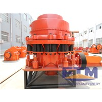 Primary  symons spring stone cone crusher machine