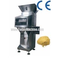 10-1000g weighing filling bagging machine,bagging scale