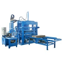 QTY4-20A Hydraulic Brick Machine,Brick Making Machine South Africa
