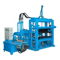 QTY3000 Hydraulic Cement Paving Block Making Machine