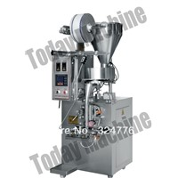 automatic 300-600g coffee,sugar,rice,spice,seed bag packing machine with paper form material