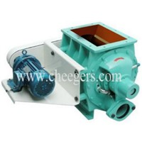 casting rotary airlock feeder