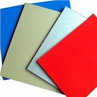 color coated aluminum sheet PE coated aluminum sheet color aluminum sheet coated by PE lacquer