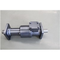 high torque double shaft motor