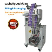 Automatic Jam packaging machine,paste packaging machine