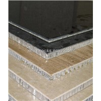 Aluminum Honeycomb Stone Composite Panel / Laminated Panel