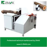High stability Log wood cutting machine vertical bandsaw ZAMX Log cut-off saw machine MJ-1600