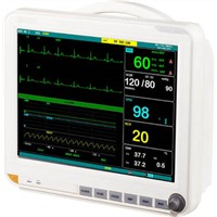 Patient Monitor POWEAM 2000E /  Multi-parameter patient monitor