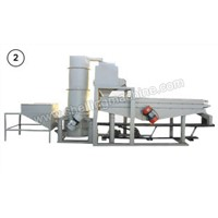 Pine Nuts Cracking & Shelling Machine