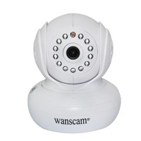 Indoor HD Wanscam HW0021 SD Card sound alarm Wireless IP Camera
