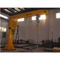 BZ Model Pedestal Jib Crane For Construction