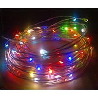 Wedding Decoration LED Lamp Copper Wire LED Vines String Light