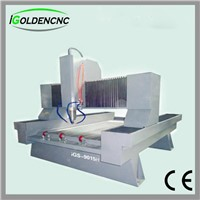 china steel gantry stone cnc engraving machine with CE iGS-9015H