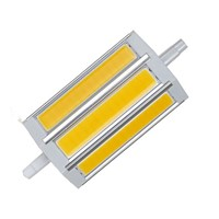 dimmable r7s cob led lamp