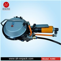 A480 KZ-19/16 Pneumatic Steel Strapping Machine for steel Strap