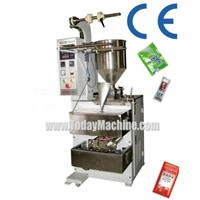 Automatic Honey, sauces, pesticides, cosmetics bag packing machine