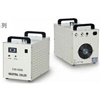 CW3000 Air Cooled Chiller for 80W CO2 Laser Engraving Machine