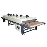 Large Format Infrared Conveyor Dryer KRI800/6000