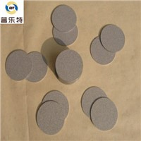 B1Sintered Titanium Microporous Foam Sheet