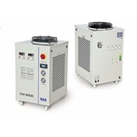 IPG fiber laser water chiller 4200W cooling capacity