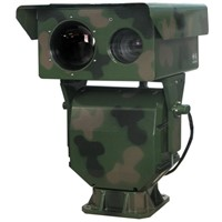 SHR-LV3000TIR185R Long Range Thermal & Day Camera System