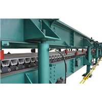 PU sandwich panel prduction line
