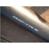 alloy steel pipe astm a335 p11 seamless