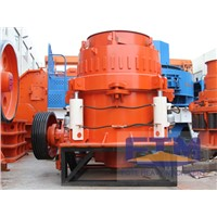 China hydraulic secondary stone cone crusher machine