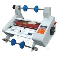 Desktop Small Hot Laminator FM-380