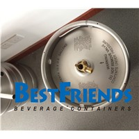 BestFriends US 1/2 Beer Keg made by 304 Stainless Steel