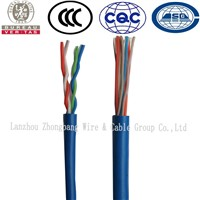 PVC insulated sheathed computer cable