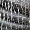 zoo animal wire rope net  mesh fence