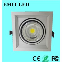 7w COB LED downlight 360  Rotation