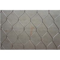 China factory stainless steel hand woven wire mesh