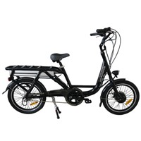 Electric Folding Bicycle with Aluminum Alloy Frame CF-TDN03Z