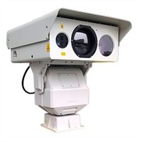 multi sensor IR security thermal surveillance camera