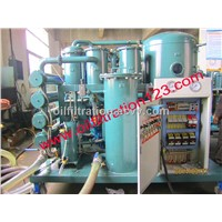 Lubricant Oil Filtration Plant,Hydraulic Oil Purifier machine, with plate heat exchanger