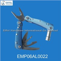 High quality Multi tool with torch,closed size 7.4cm L (EMP06AL0022)