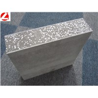 insulated pur foam sandwich panel for warehouse