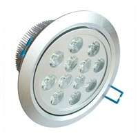 12W High Power LED Downlight / LED Down Light