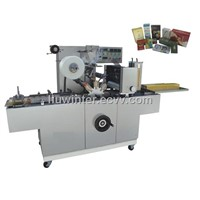 Auto Clear Film Packing Machine for CD