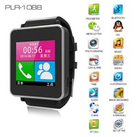 2014 New Design Tuoch Screen Bluetooth Watch,Touch Screen Smart Watch With Camera