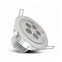 5w High Power LED Ceiling Lighting / 5w LED Downlight