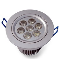 CE ROHS 5W 7W 9W 10W LED Downlight / LED Ceiling Downlight