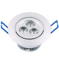 CE Rohs Highp Power Edison 3w LED Downlight