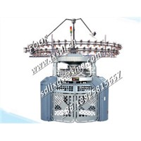 Double Jacquard circular Knitting Machines
