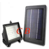 Outdoor High quality solar led flood light with CE and Rosh 40LEDS