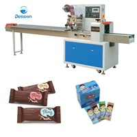 Lollipop,chocolate,oat chocolate Packaging Machine